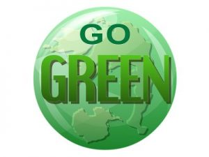 Go Green Marketing Catch Phrase or Pollution Solution