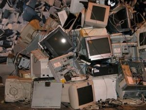 Getting Rid of Old Electronics