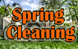 Spring Cleaning for the Outside of your Home