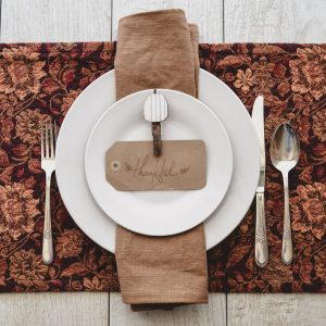 Thanksgiving Clean up Tips