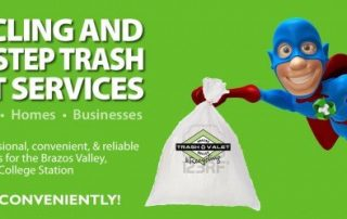 BV Trash Valet & Recycling College Station Texas