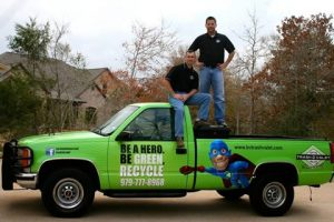 Brazos Valley Trash Valet Recycling 979-777-8968