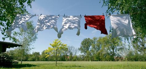 Hang Clothes