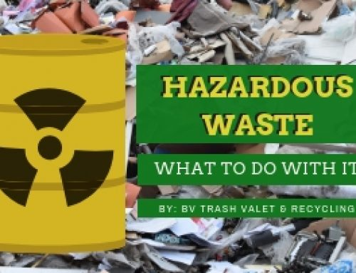 All About Hazardous Waste and What to Do With It