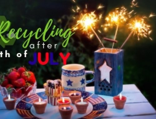 3 Ways to Recycle After 4th of July Festivities