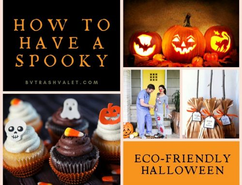 How to Have a Spooky, Eco-Friendly Halloween