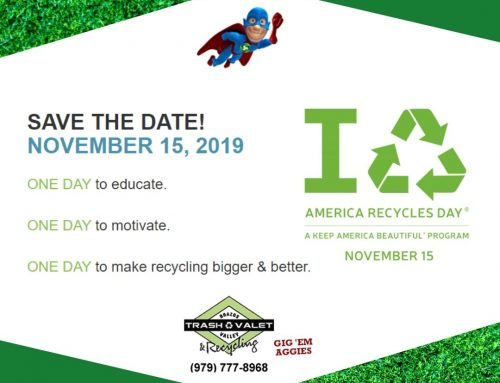 America Recycles Day 2019