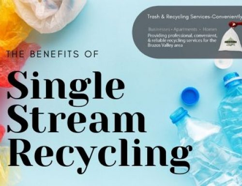 The Benefits of Single Stream Recycling