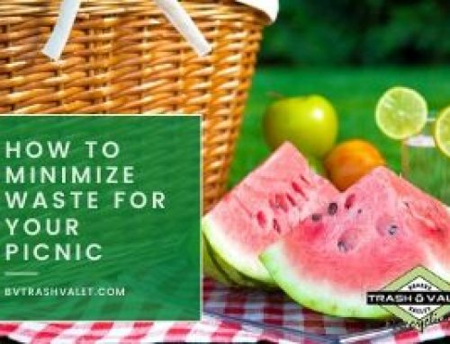 How to Minimize Waste For Your Picnic
