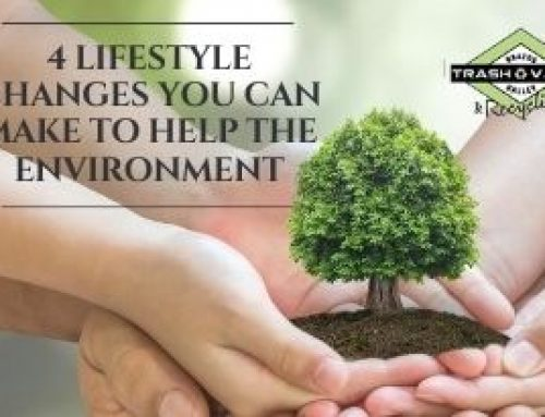 4 Lifestyle Changes You Can Make To Help the Environment
