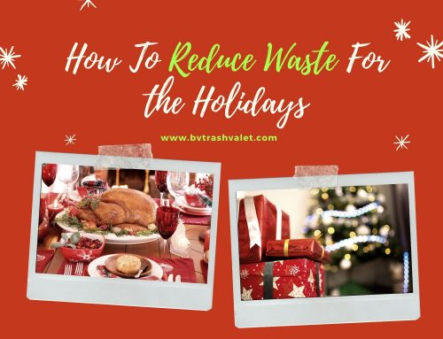 How To Reduce Waste For the Holidays