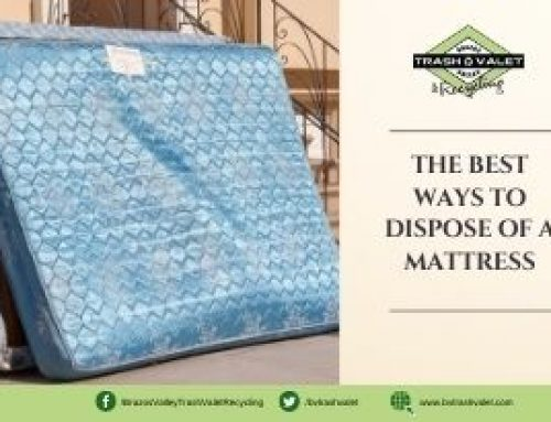 The Best Ways To Dispose of a Mattress