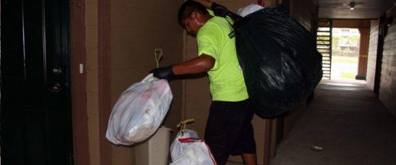 Brazos Valley Apartment Trash Service Provider