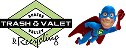 BV Trash Valet & Recycling Logo