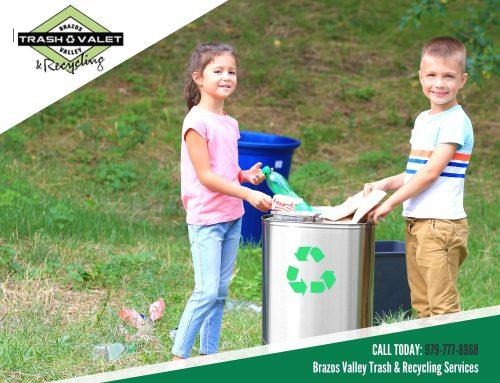 Instilling Waste Reduction Habits In Your Kids