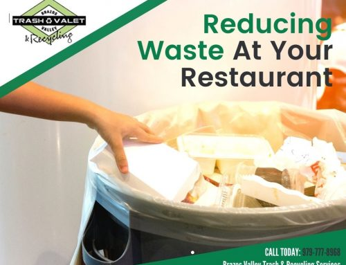 Reducing Waste At Your Restaurant