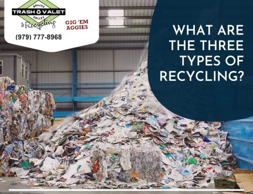 What Are the Three Types of Recycling?
